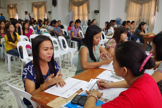 """The """"Saguip Nars"""" Program of the Provincial Government of Ilocos Norte was launched on March 28 in Laoag City. The program aims to employ registered nurses in Ilocos Norte and deploy them to different barangays. The nurses in turn will get a chance to accrue the minimum two years clinical experience required of them when seeking for employment abroad. Photos by PGIN CMO / Alaric A. Yanos"""