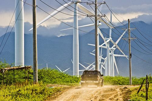 Bangui Windmill