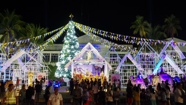 Capitol Christmas Tree Ilocos