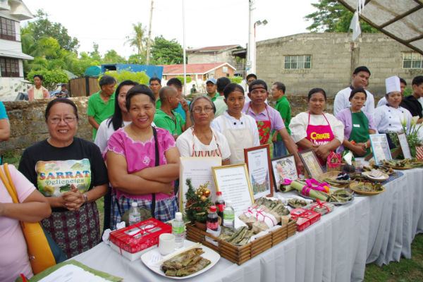 Tupig Cook-off